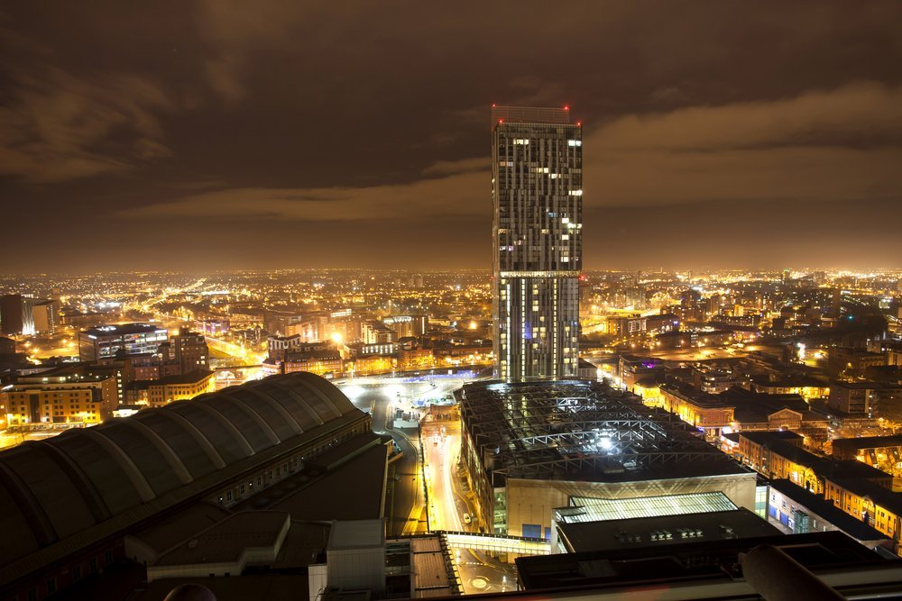 property prices in manchester
