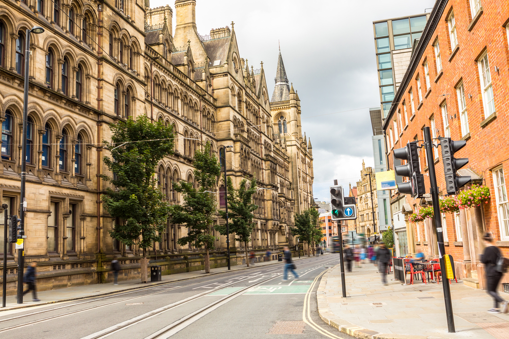 Manchester business growth
