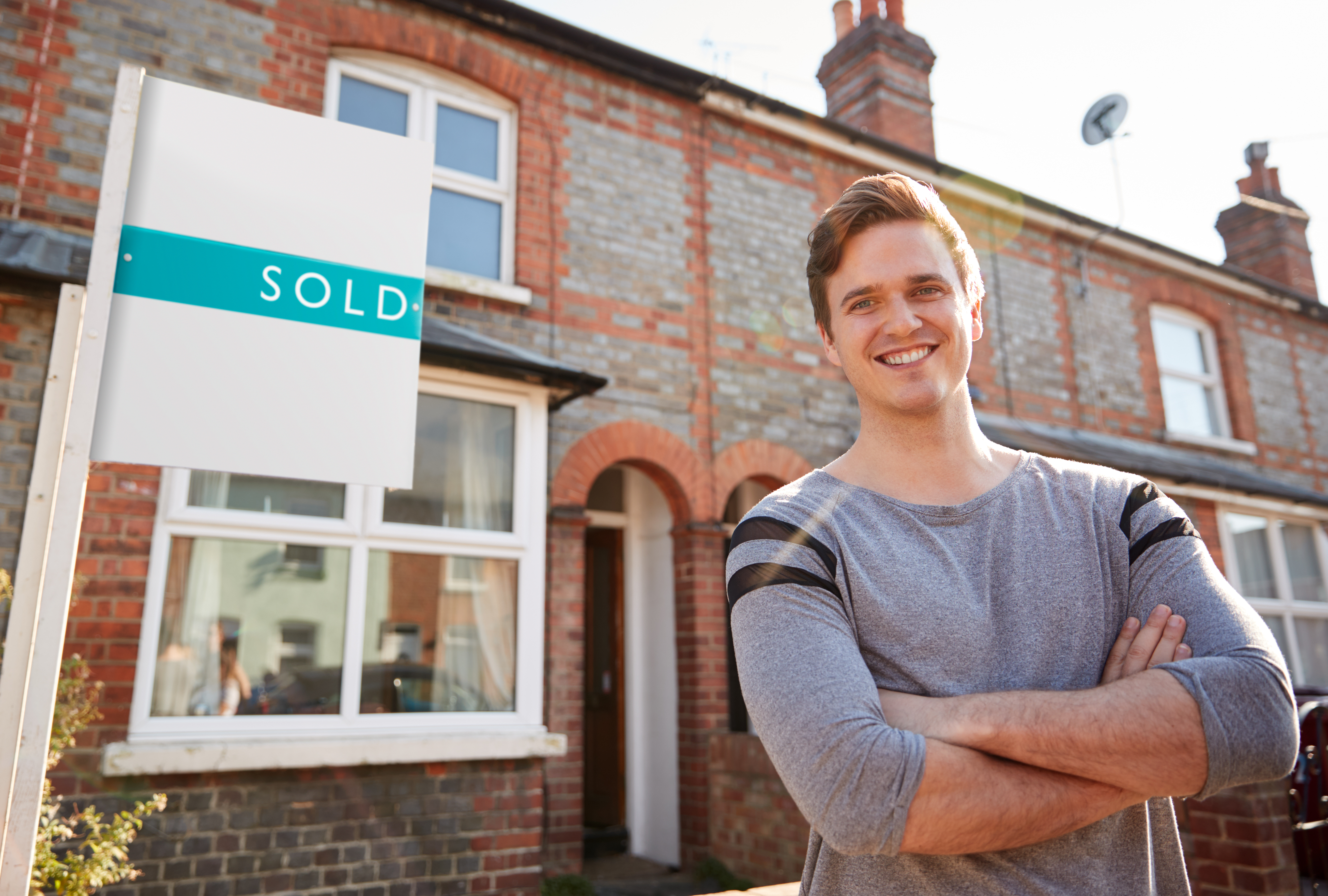 first time buyers property market
